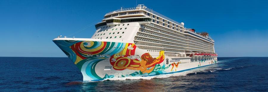 NCL Getaway Costa Maya Cruise Excursions - Getaway cruise ship