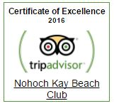 nohoch kay Certificate of excellence tripadvisor