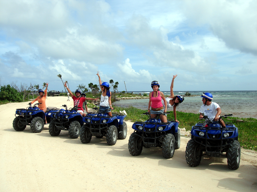 atv excursion costa-maya