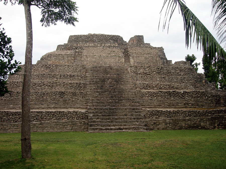 chacchoben costa Maya