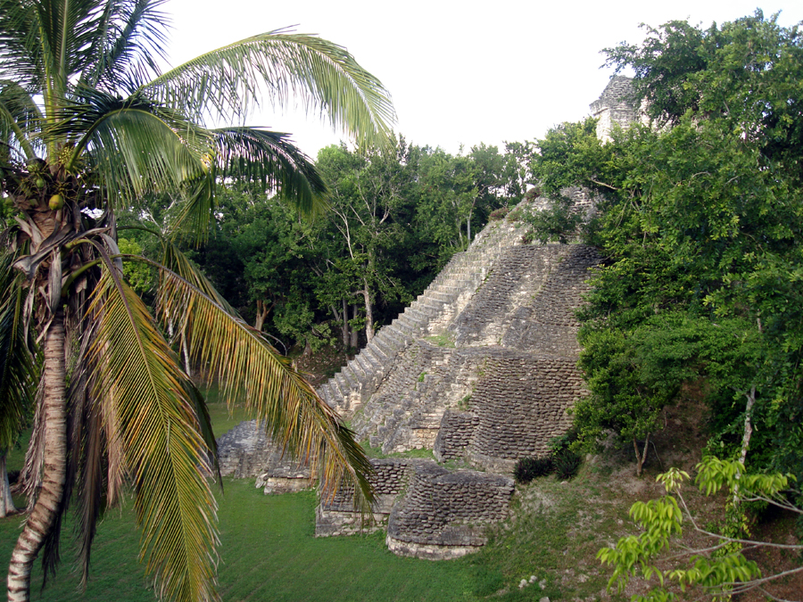 costa maya Dzibanche excursion