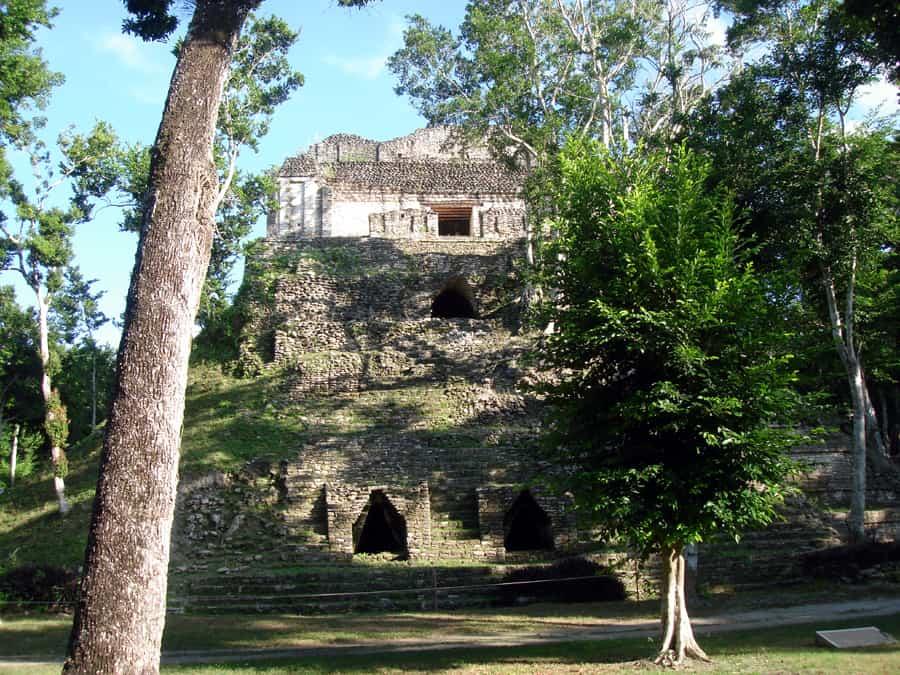 costa maya Dzibanche excursion