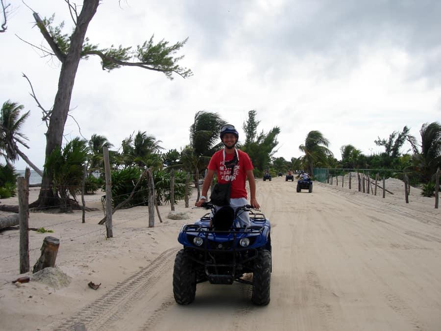 costa maya atv