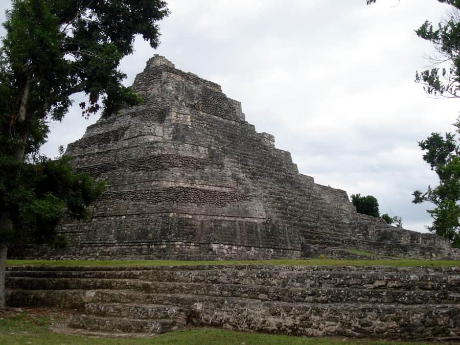 costa maya chacchoben Tour
