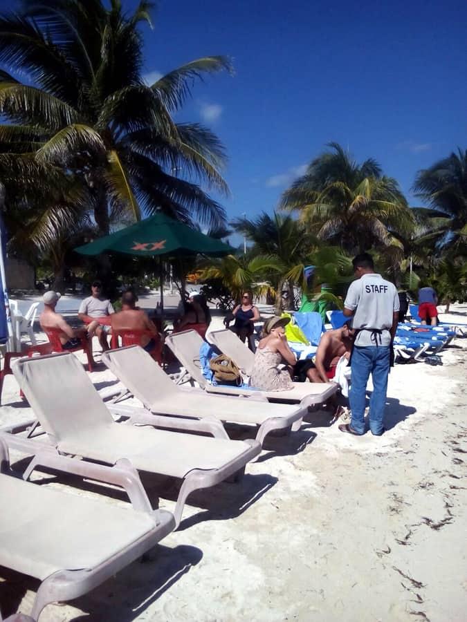 costa maya chacchoben beach break excursion