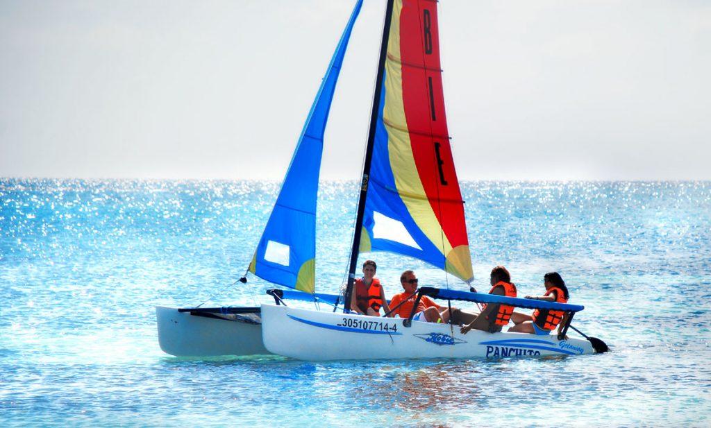 Costa Maya Catamaran excursion