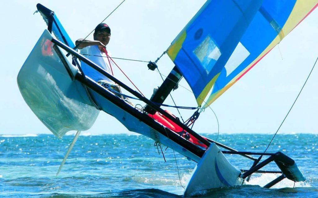 sailing costa maya