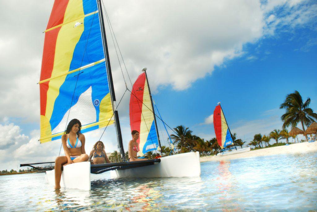 snorkeling costa maya